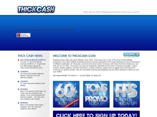 Thick Cash